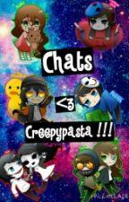 Chat Creepypasta !! by ImaginaryWord
