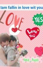 IAM FALLIN IN LOVE WITH YOU by liez_fujo