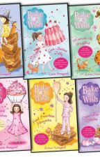 Read Delicious Bake a Wish Collection 6 Books set (Lorna Honeywell) by pricecutbooks01