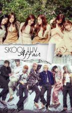 Skool Luv Affair {BTS & APINK ff}  by maknaeu
