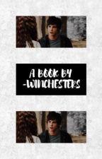 Chosen One ↠ Hermione Granger by -Winchestergirl