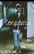 Confidence// Derek Luh by Kinkyyluh