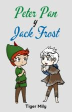 Peter Pan y Jack Frost by Tiger_Mily
