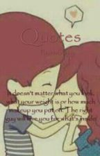 Quotes by imabbyyy
