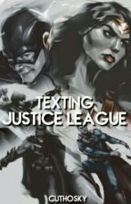 Justice League Texting | DC by Cuthosky