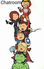 Avengers X Reader Chatroom by Risan_Hellyah