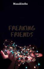 Sex friends (Editing) by Maki_Nikishino