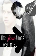 The four times we've met  (Lirry Shortstory) by ShowerOfMoons
