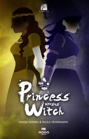 Princess vs Witch by LhaisaAndria