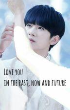 曾經的你的現在的未來 by jackson_yi_story