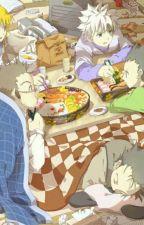 Ties (Killua X Reader X Kurapika) by AkitaAyase