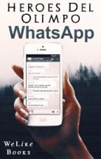 Héroes Del Olimpo: WhatsApp | Completa by We_like_books