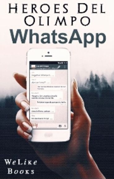 Héroes Del Olimpo: WhatsApp (Editando)