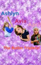 The Butler Triplets!? *ON HOLD!!!!* by butlertardsss