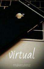 virtual ✓ cashton  by mukecutesz