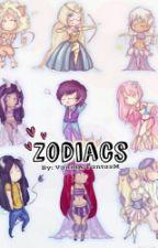 Zodiacs by VanillA-FantasM_