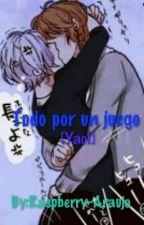 TODO POR UN JUEGO. -Yaoi~♥ by Queen_CatKookie