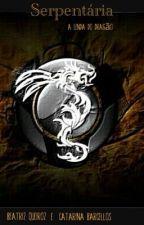 Serpentária, a lenda do dragão by biasgard