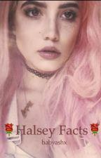 All About HALSEY  by babyashx