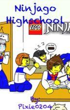 Ninjago Highschool by Pixie0204