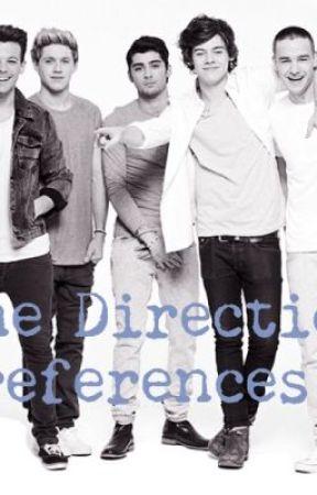 One direction preferences - He bullies you - Wattpad
