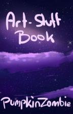 Art-Stuff-Book. by PumpkinZombie