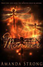 Hidden Monster by AmandaEStrong