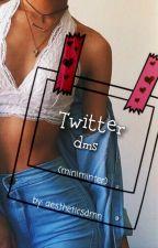 Twitter Dms ❁ S.M. by aestheticsdmn