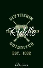 RIDDLE by VadiadWilkshack