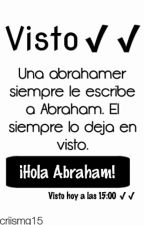 Visto ✔✔ {Abraham Mateo Y Tu} by criismg15