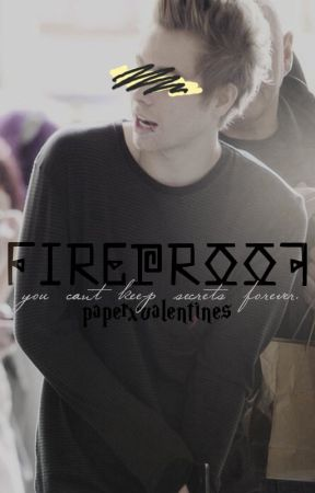Fireproof // cake au [discontinued] by paperxvalentines