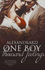 ONE BOY-Thousand feelings by AlexandraMaria822