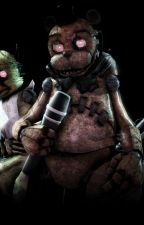 The Forgotten (A Five Nights at Freddy's Fanfiction) by Icy_Pup