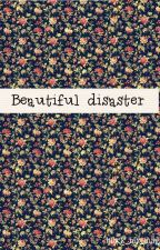 Beautiful disaster | H.S by black_ma_magic