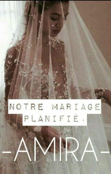 Notre mariage planifié