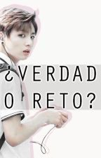¿VERDAD O RETO? - Oneshot ✄ Vkook by manzana801