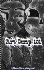 Art Dump 101 by xNomNom_Nebulax