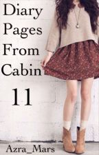 Diary Pages From Cabin 11 by Azra_Mars