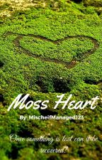 Moss Heart by _SoDunWithYou_