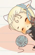 The Cat's Purr (Drarry) (Half-Cat!Draco) by ryouta_raven