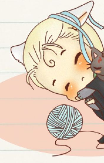 The Cat's Purr (Drarry) (Half-Cat!Draco)
