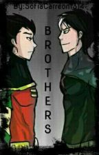 Teen Titans: Brothers by Sofia_Carreon