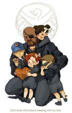 Baby Avengers by ScottSummersGirl