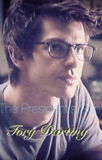 The President's Son (Andrew Garfield Fanfic)