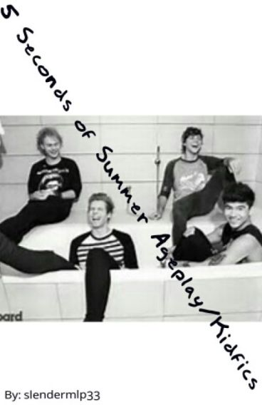 5 Seconds of Summer Ageplay/Kidfics
