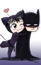 Batman x Catwoman by TheMarionetteKiller