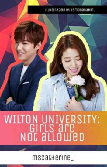 Wilton University: Girls Are Not Allowed [Completed]