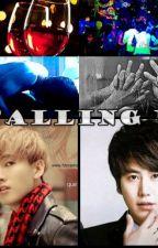 Falling U by Lara-Cho