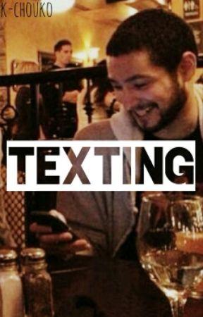 Texting ||NovaHD|| by k-chouko