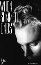 When summer ends |Luke Hemmings by Lu_London